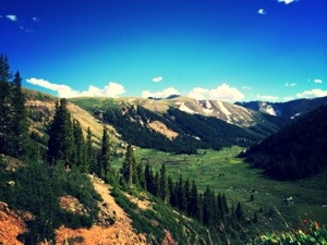Starting Independence Day weekend in Independence Pass