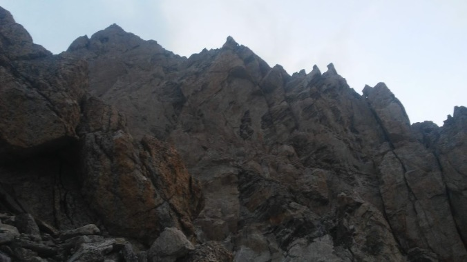 exum ridge
