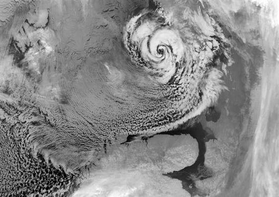 polar cyclone
